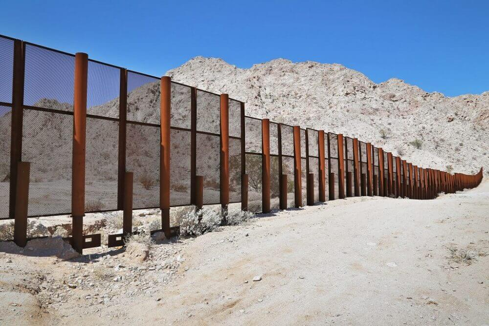 United States Mexico Border Facts