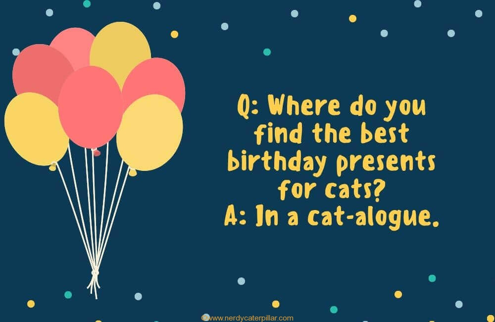 Birthday riddle for kids