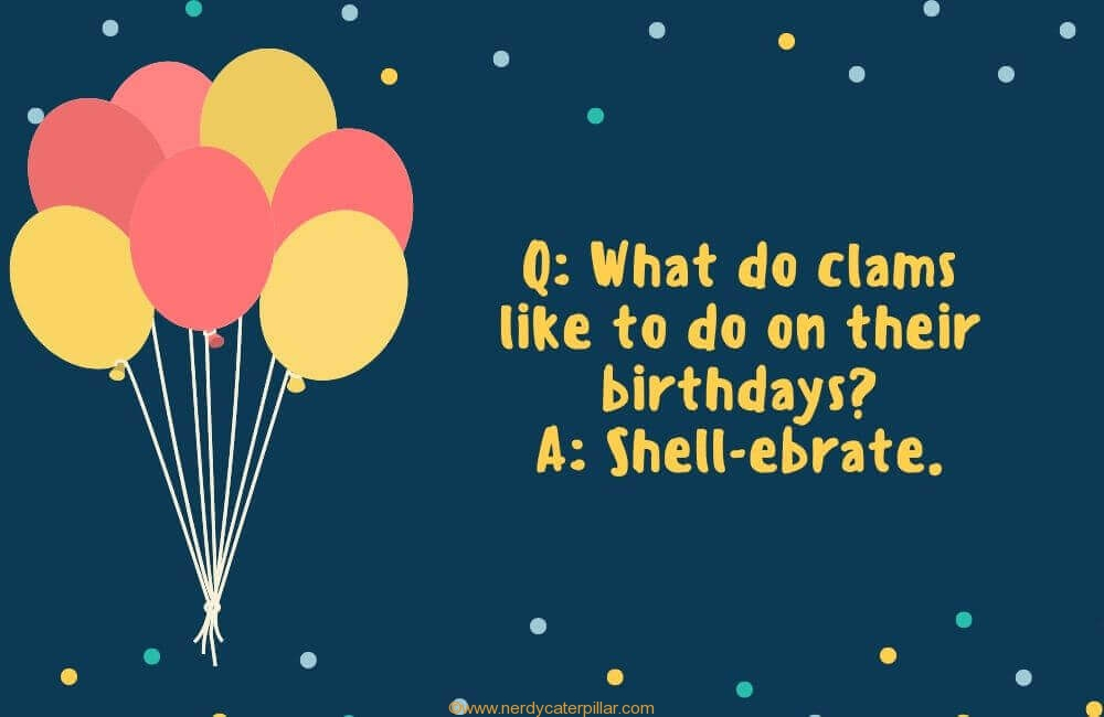 Funny Birthday Party Joke For Kids