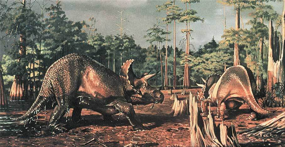Mesozoic Era Facts