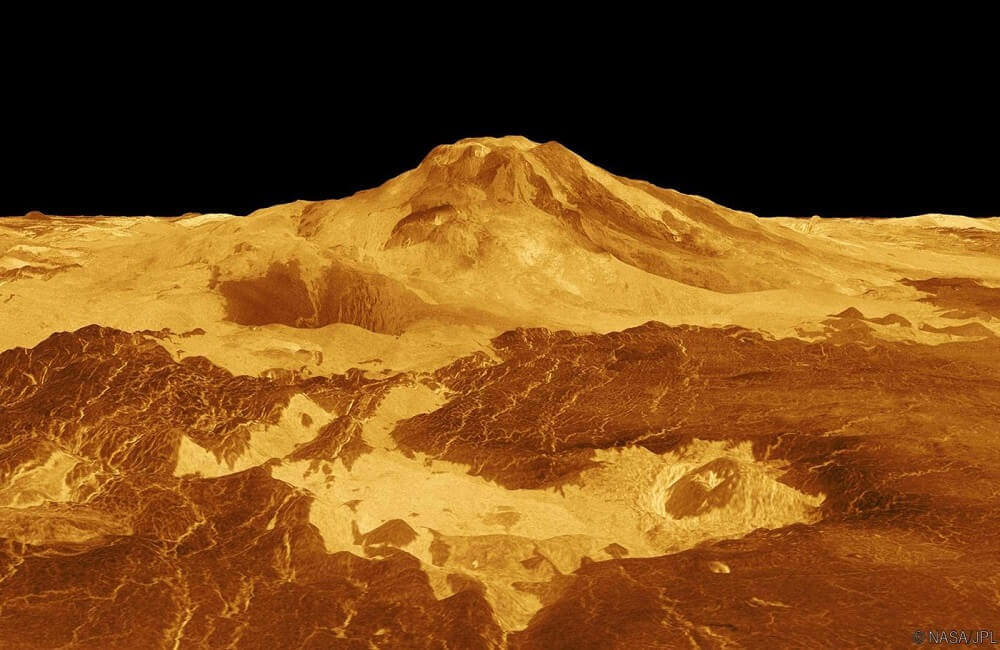 Which Planet Has The Most Volcanoes
