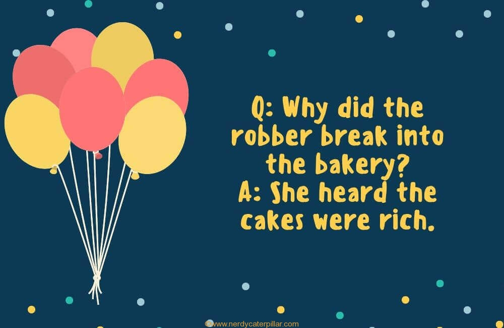 Funny Birthday Jokes For Children