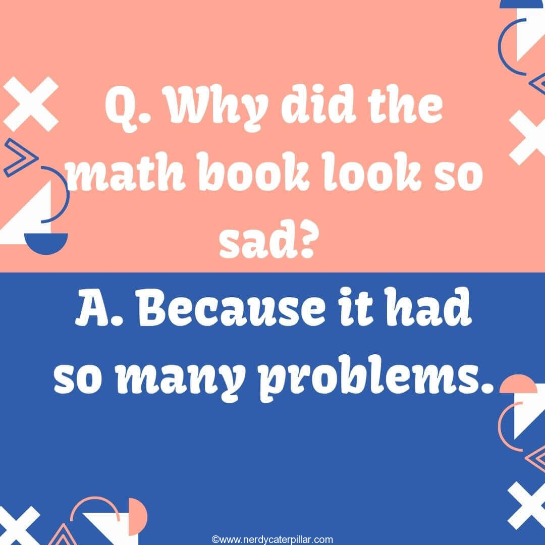 Funny Math Jokes For Children