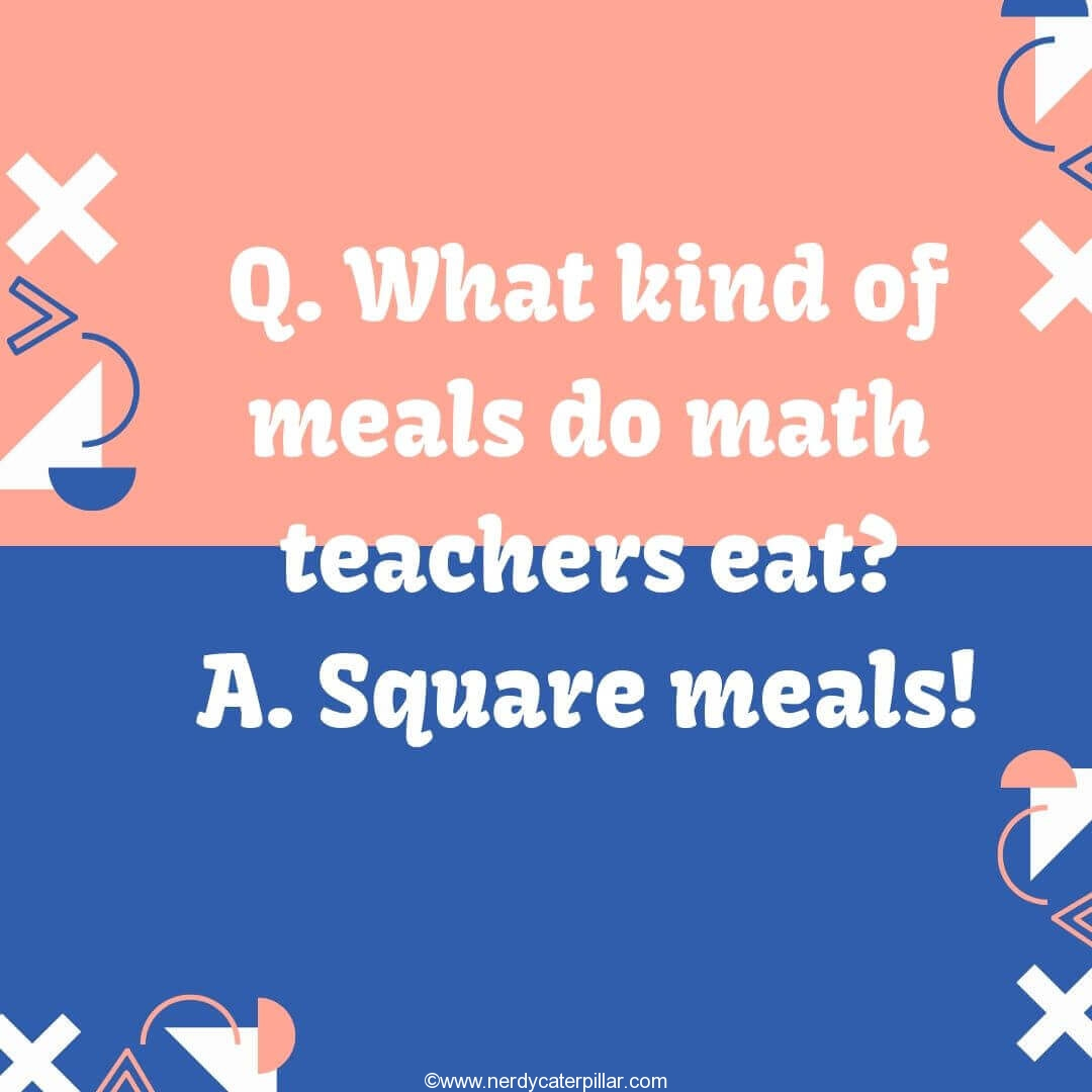 Math Jokes For Teachers