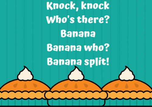 Knock Knock Food Jokes