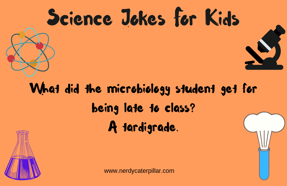 Science Jokes Of The Day