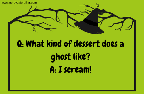 Corny Halloween jokes