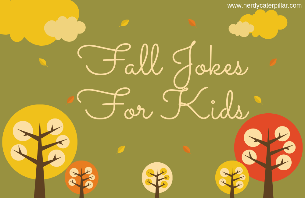 Fall jokes for kids