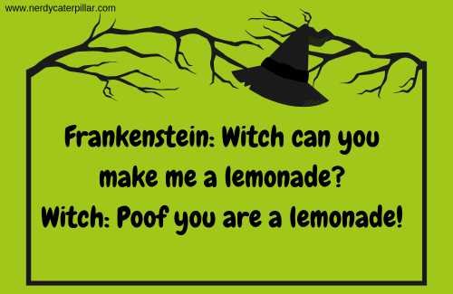Halloween jokes for kids 2019
