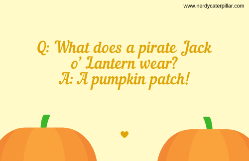 Funny Pumpkin Jokes