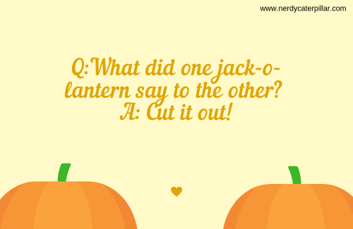 Pumpkin Jokes For Halloween