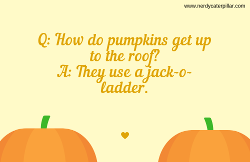 Pumpkin One Liners For kids