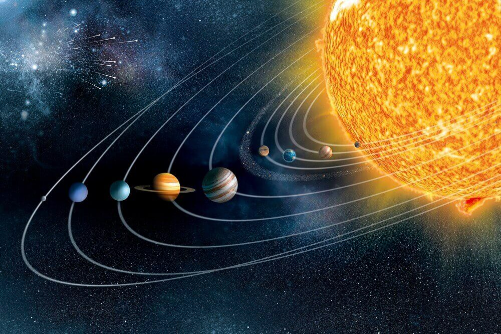 Which Planet Rotates Clockwise
