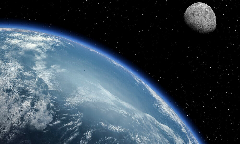 How Long Does It Take For The Moon To Revolve Around The Earth